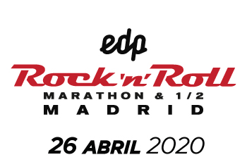 EDP Rock ´n´ Roll Madrid Maratón & 1/2