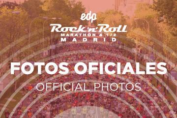 Fotos oficiales Maratón Madrid EDP Rock´Roll 2019