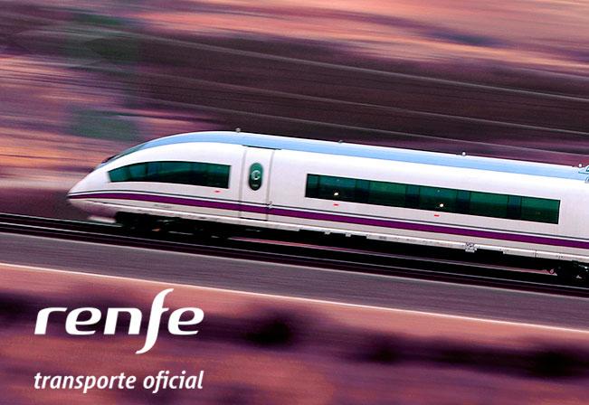 Con RENFE viaja a toda máquina, y hazlo al mejor precio