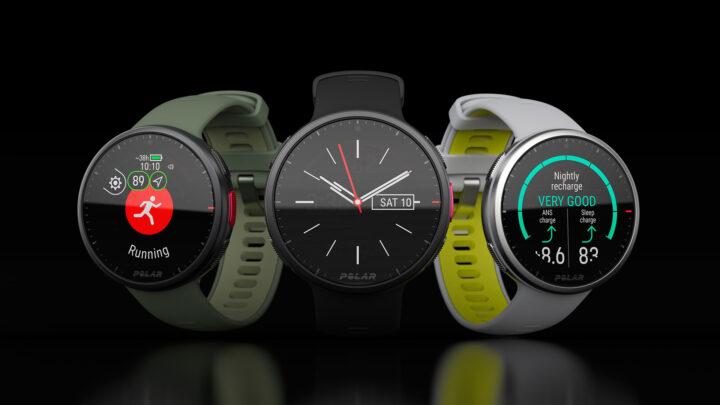 Nuevo Polar Vantage V2 Premium Multisport Watch