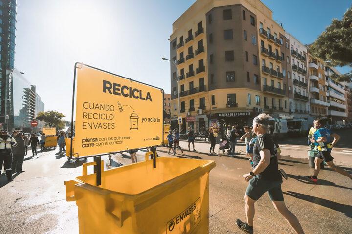 Ecoembes y el Ayuntamiento de Madrid apuestan fuerte por un EDP Rock 'n' Roll Running Series Madrid sostenible