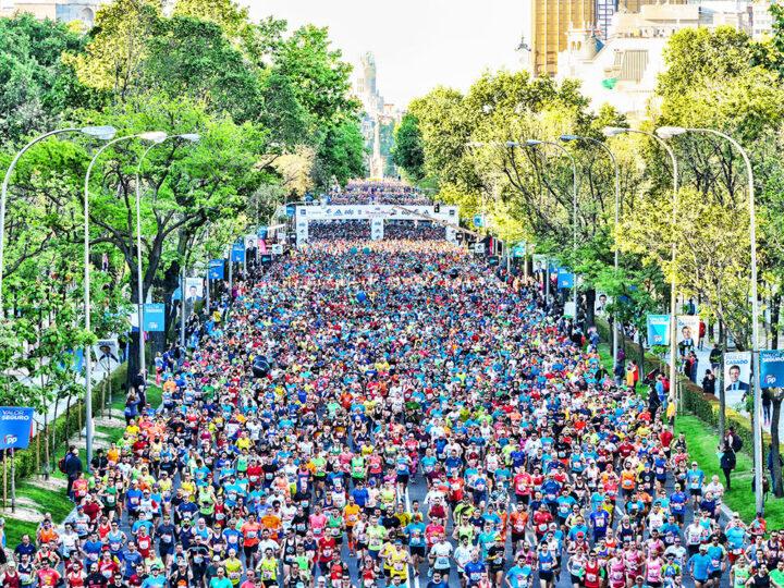 Cinco hombres sub 2:10 y siete mujeres sub 2:30 serán cabeza de cartel en EDP Rock 'n' Roll Running Series Madrid