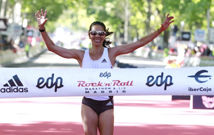 Triple duelo en el medio maratón del EDP Rock 'n' Roll Running Series Madrid